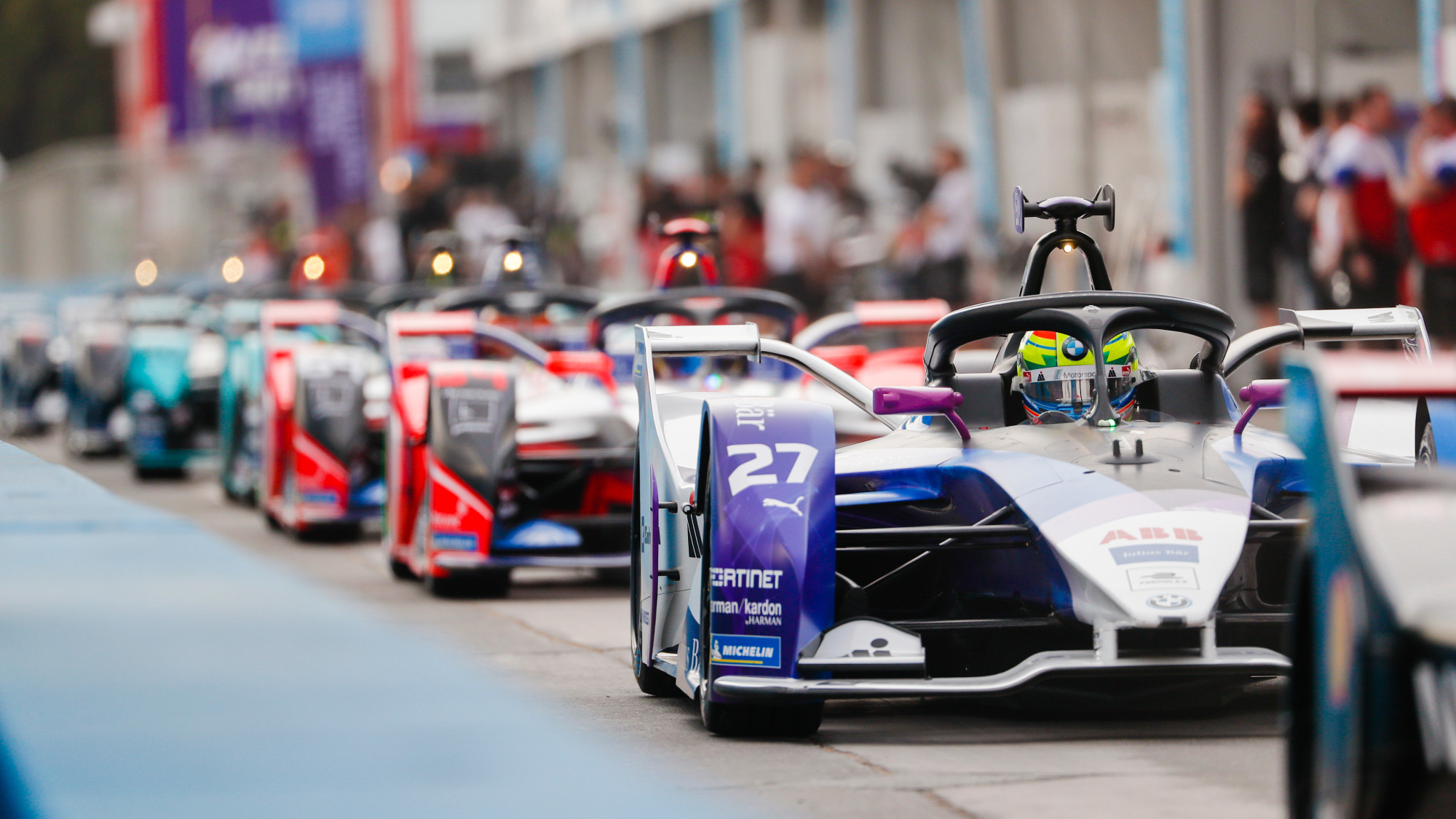 Formula E fireworks expected in unique Berlin finale