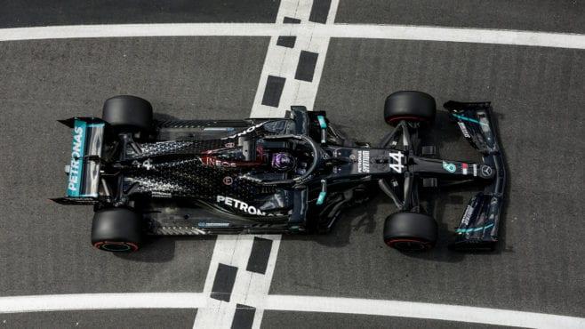 2020 British Grand Prix qualifying report: grid set for opening lap fireworks