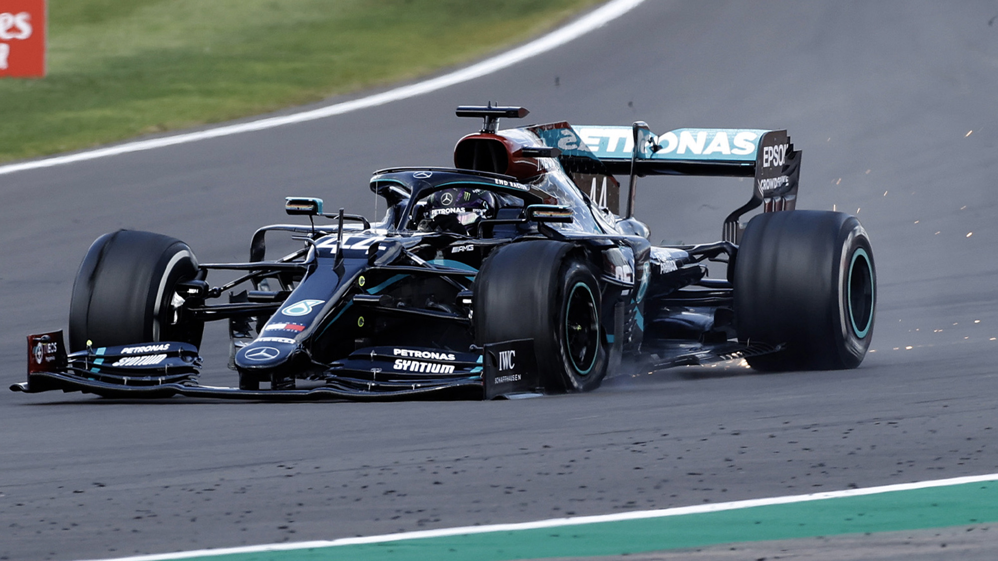 MPH: Piecing together Silverstone's shredded tyre drama