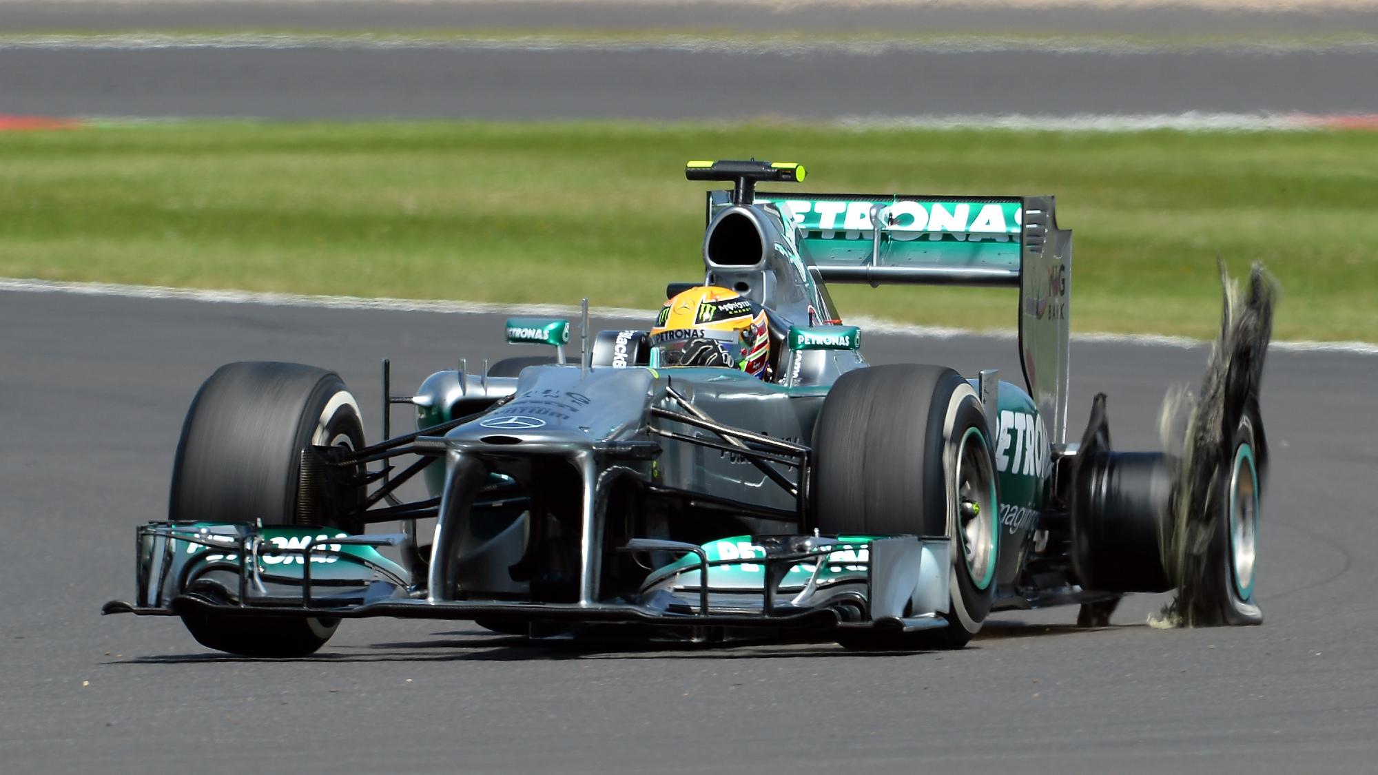 2013 British GP, Lewis Hamilton