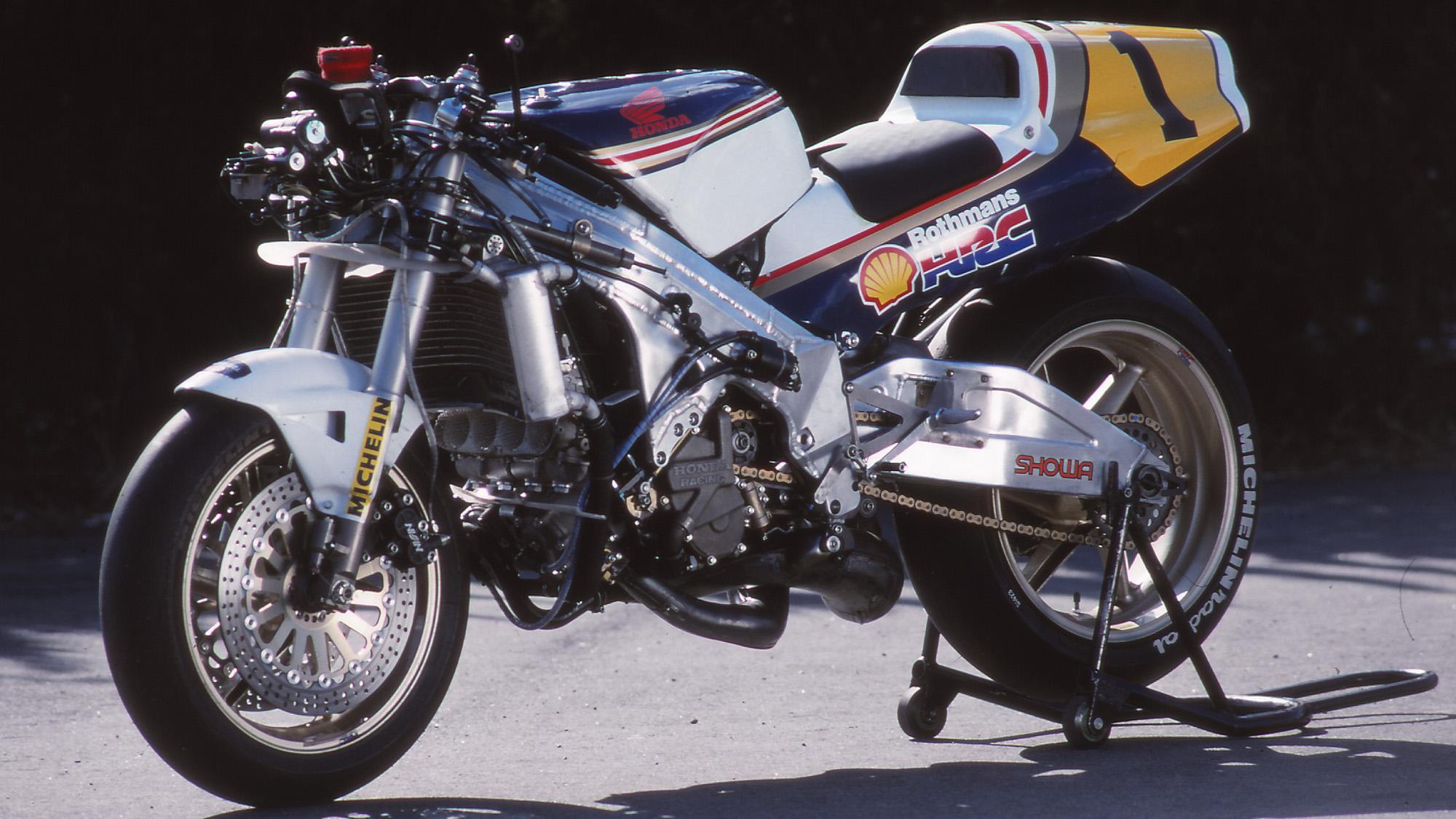 1989 Honda NSR500
