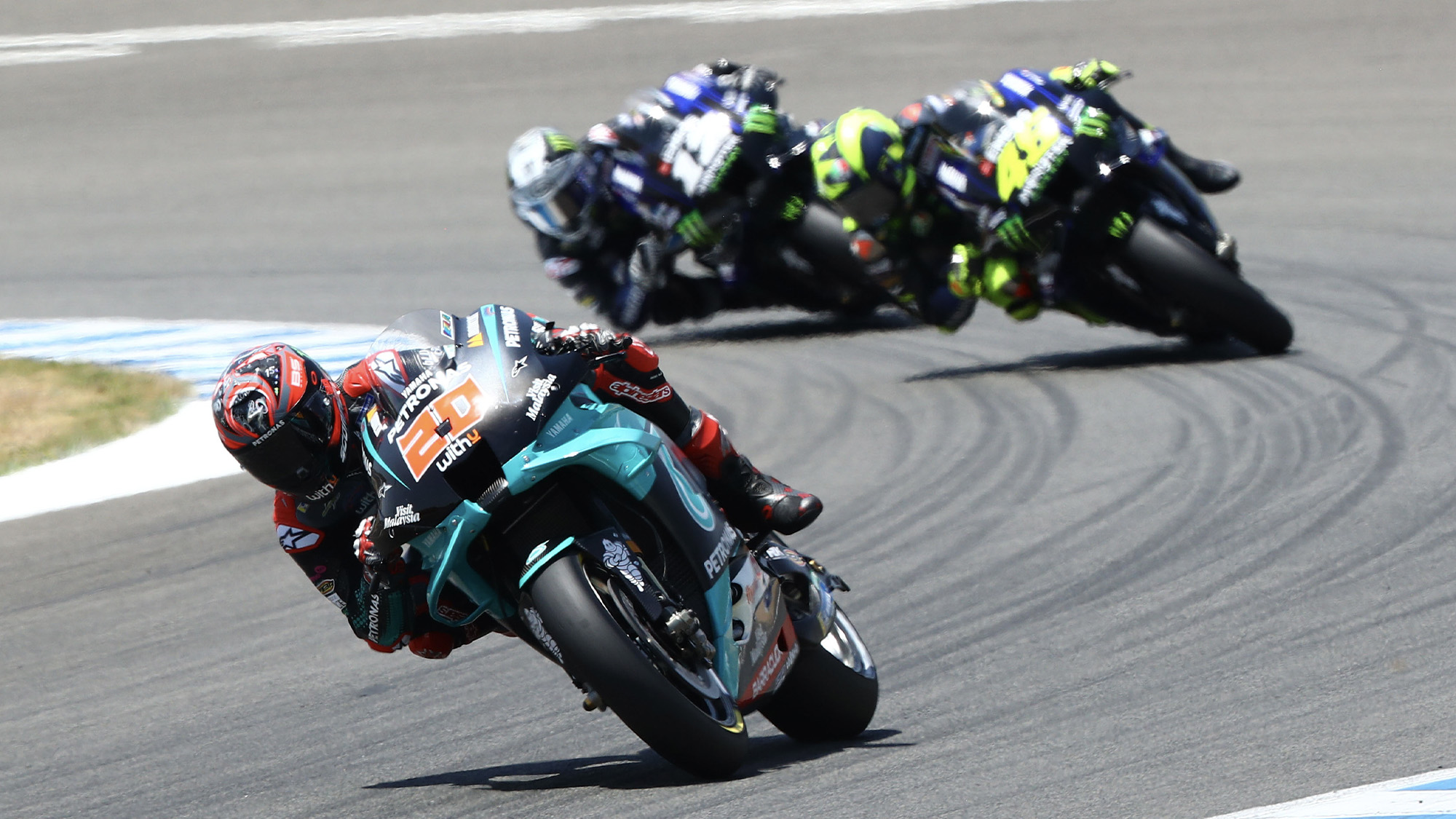 Could Quartararo be MotoGP's first non-factory champ?