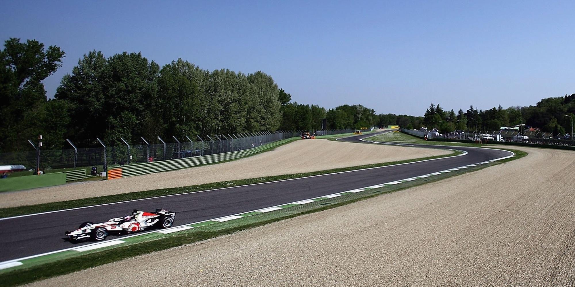 Jenson Button, Imola 2006