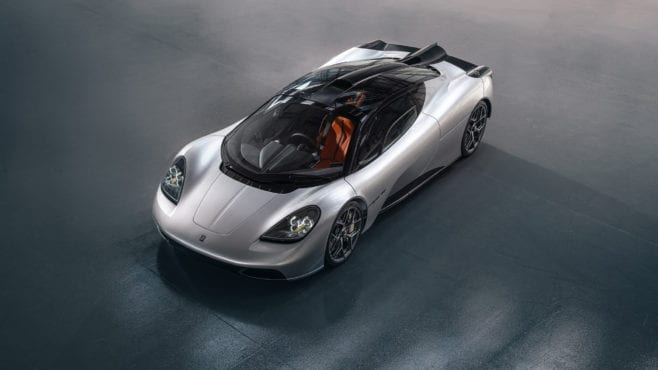 """Gordon Murray's T.50 supercar revealed: the """"incomparably better"""" successor to McLaren F1"""
