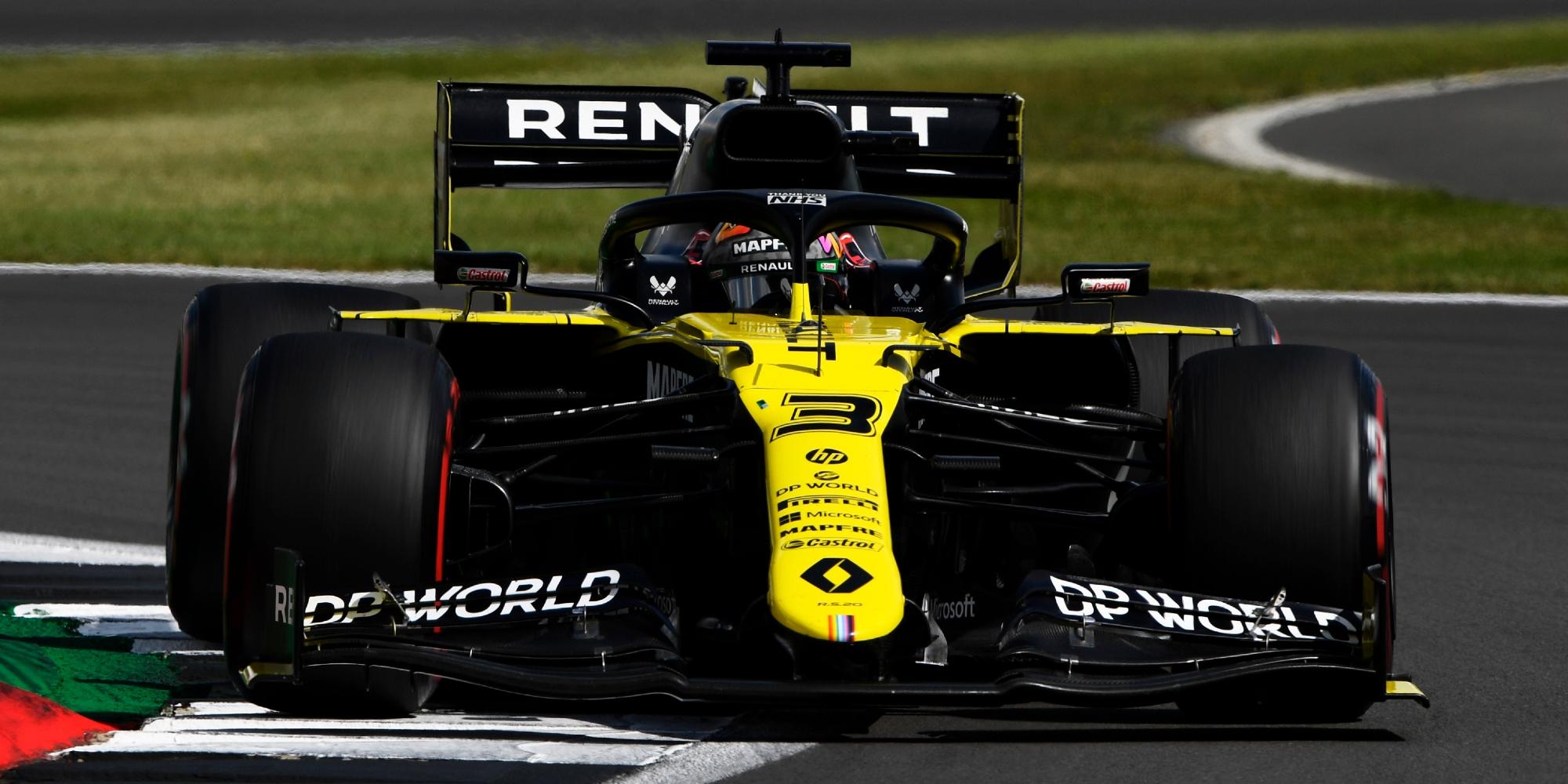 2020 British GP, Daniel Ricciardo