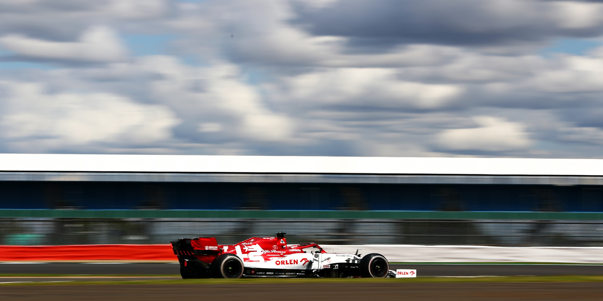 2020 British GP, Kimi Raikkonen