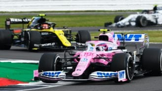 Racing Point fined and docked points after Renault brake duct protest