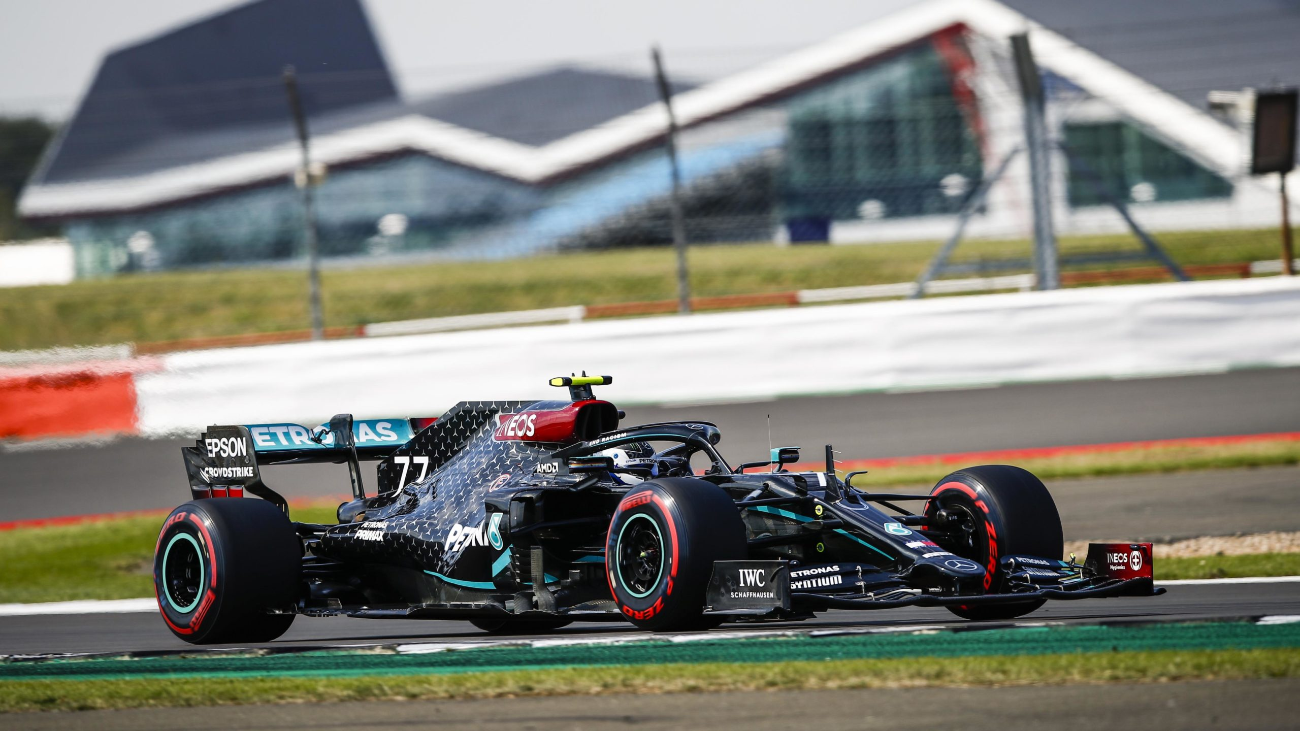 2020 F1 70th Anniversary GP qualifying report: Hülkenberg impresses behind brilliant Bottas