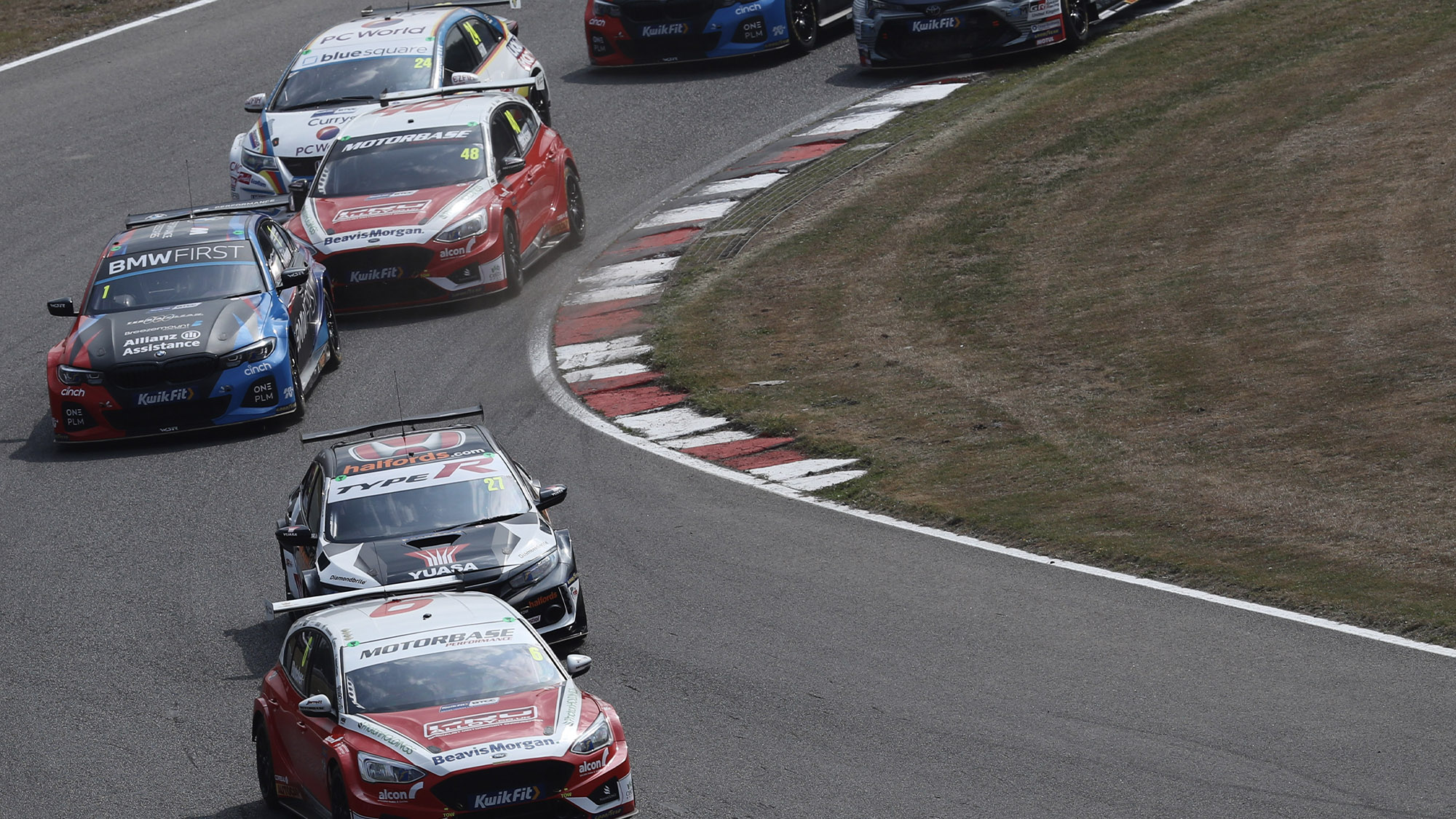 Turkington shines at Brands Hatch as luck runs out for Hondas: 2020 BTCC rounds 4,5 & 6