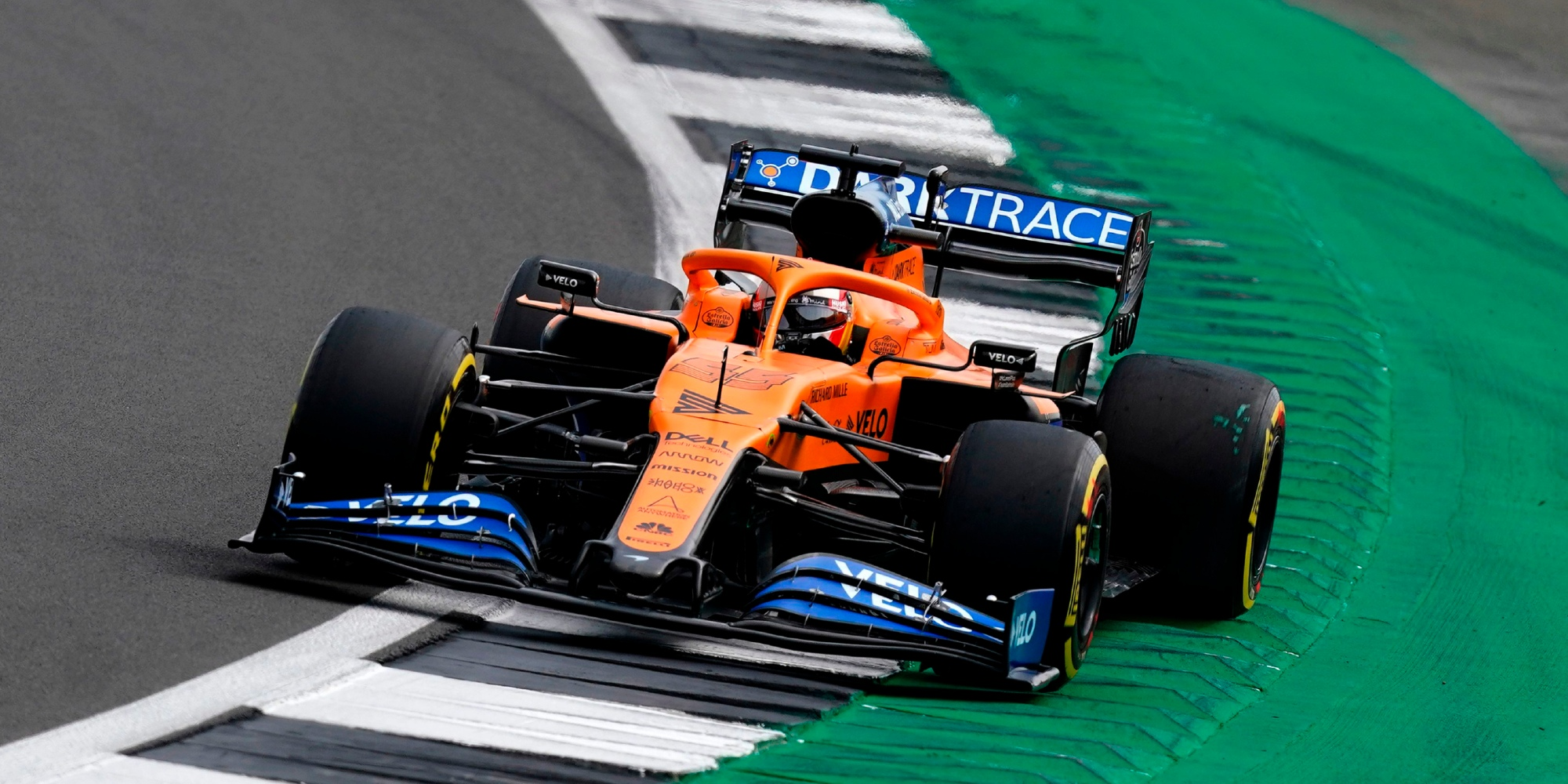 Carlos Sainz, 2020 70th Anniversary GP