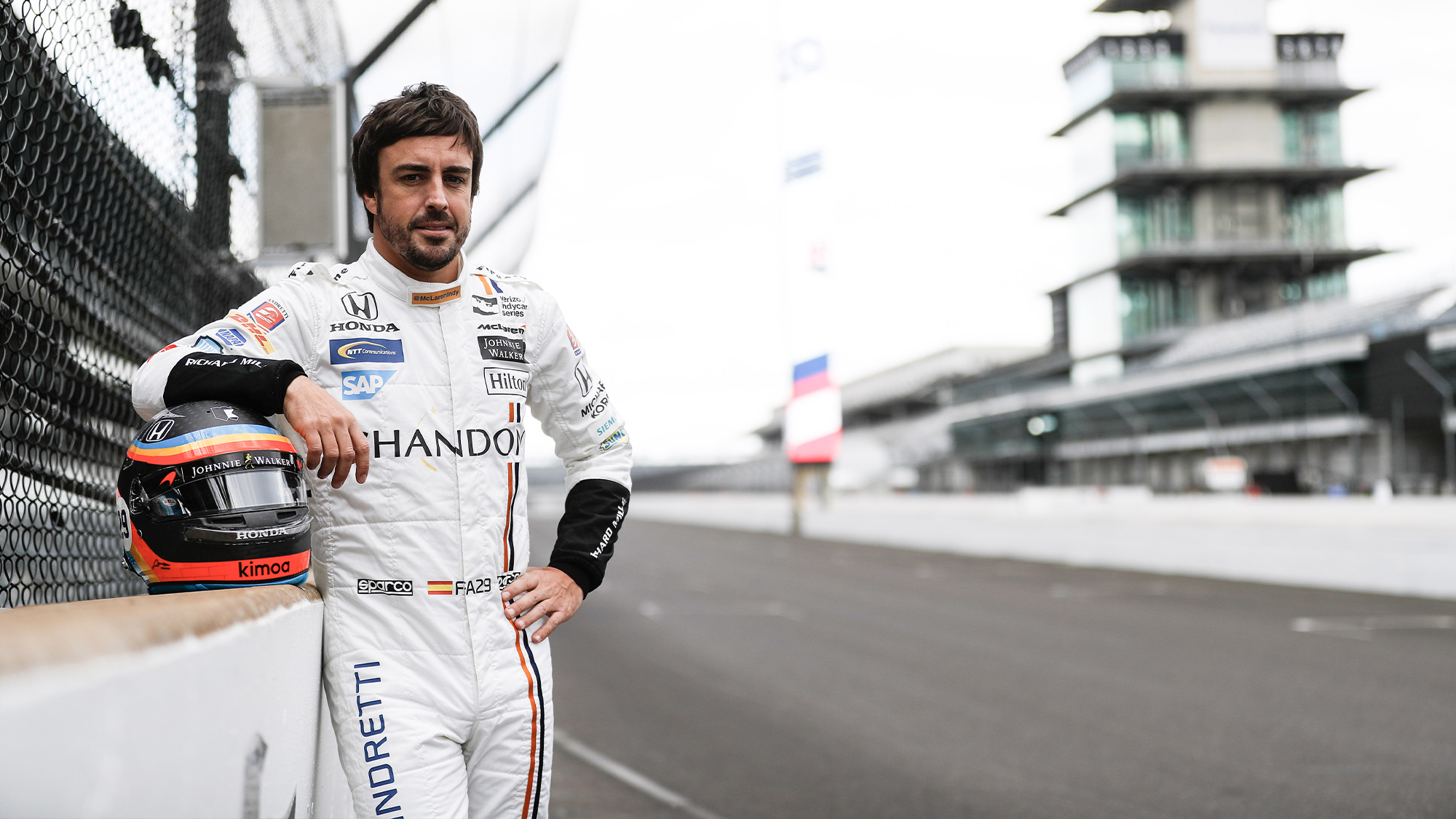 Alonso: 2020 Indy 500 the last chance to gain triple crown for two years