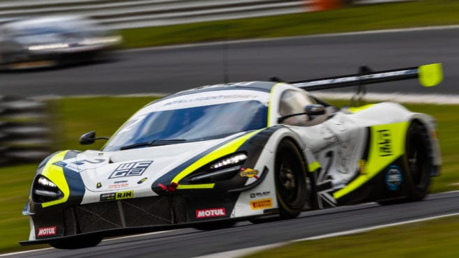 From World's Fastest Gamer to British GT winner on debut