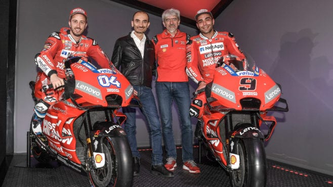 The Dovizioso/Ducati divorce and other MotoGP bust-ups