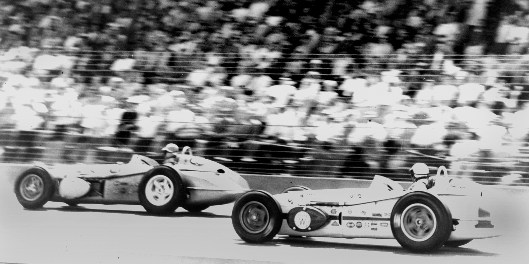 Rathmann vs Ward: battle for the 1960 Indy 500 win
