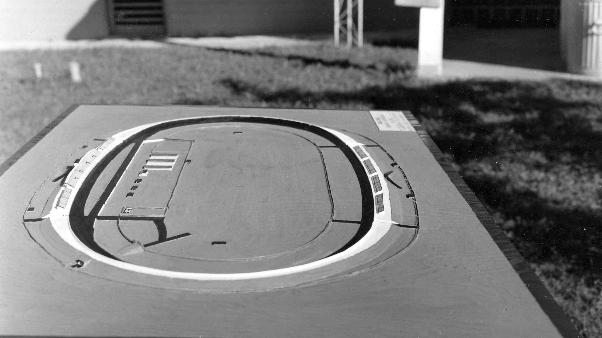 Fuji Speedway initial design