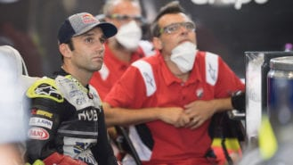 """Irresponsible"" Zarco given pitlane start penalty following MotoGP Austrian crash"