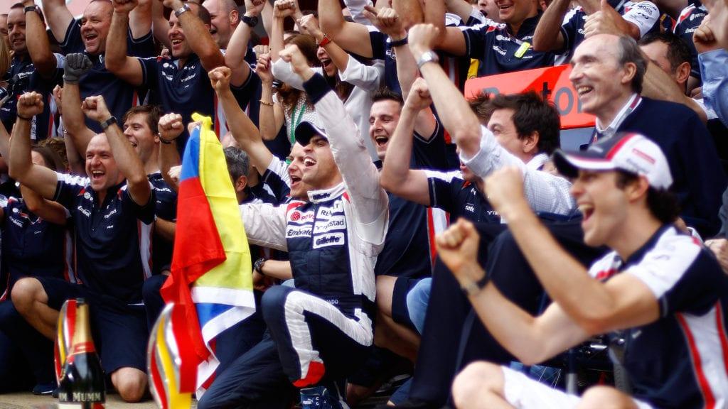 2012 Spanish GP Williams