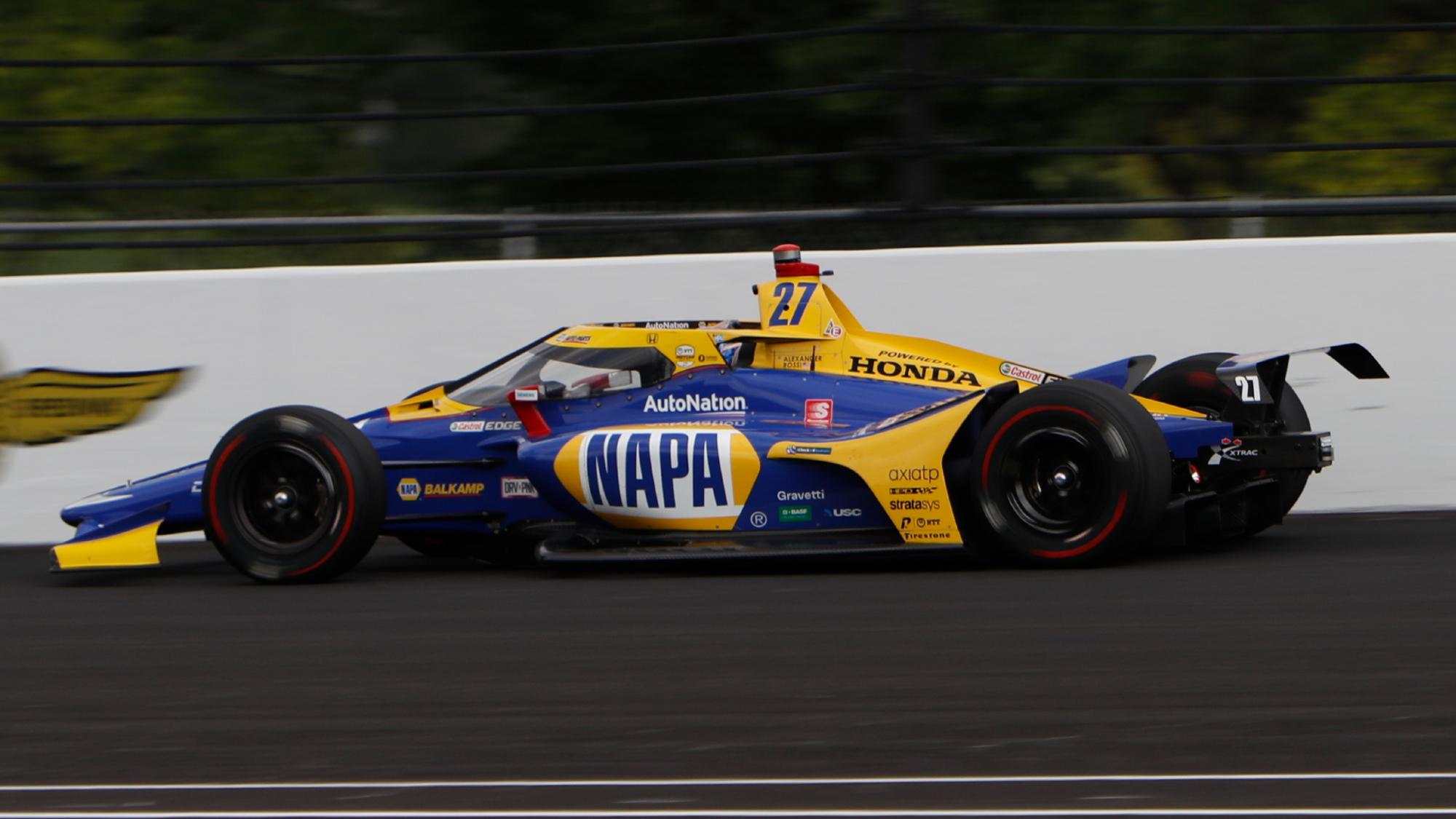 Alexander Rossi, 2020 Indy 500