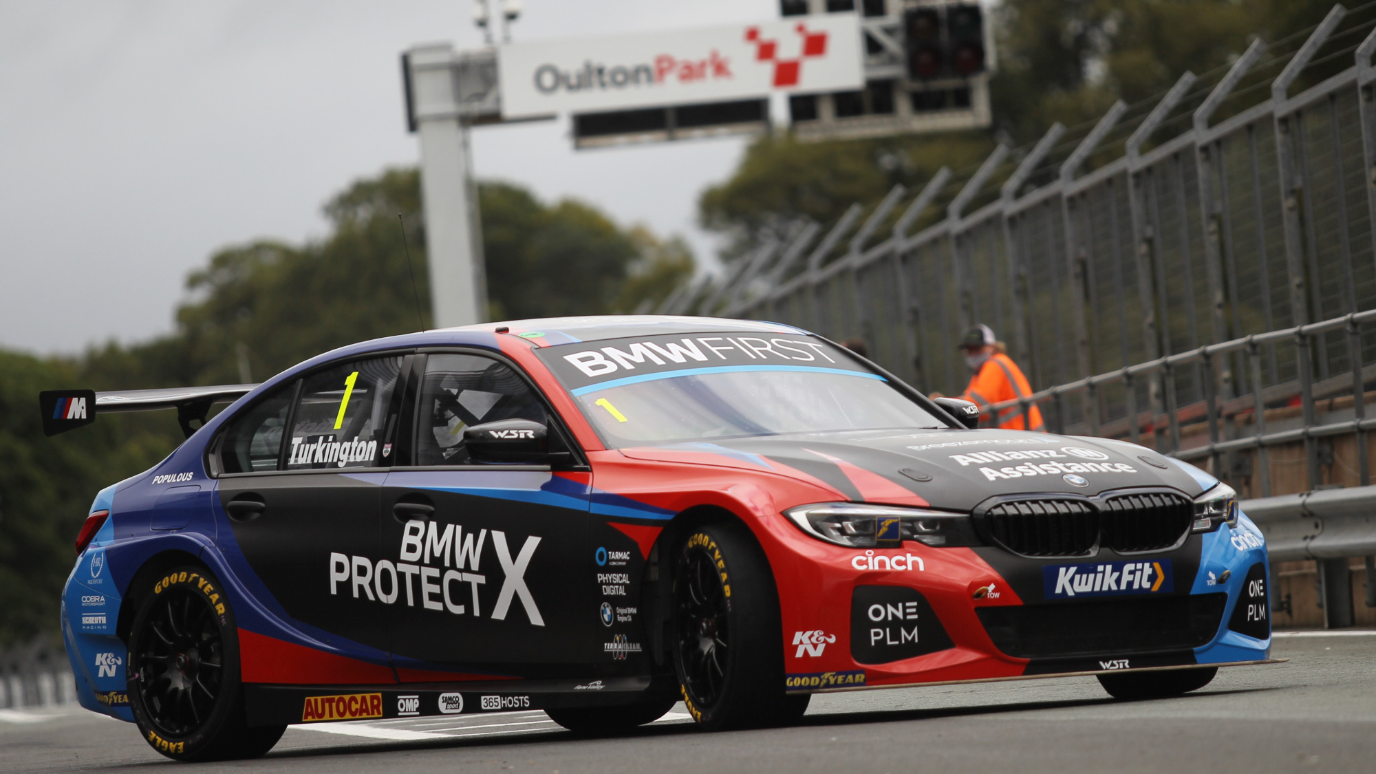 Turkington avoids the slip-ups at Oulton Park: 2020 BTCC rounds 7-9