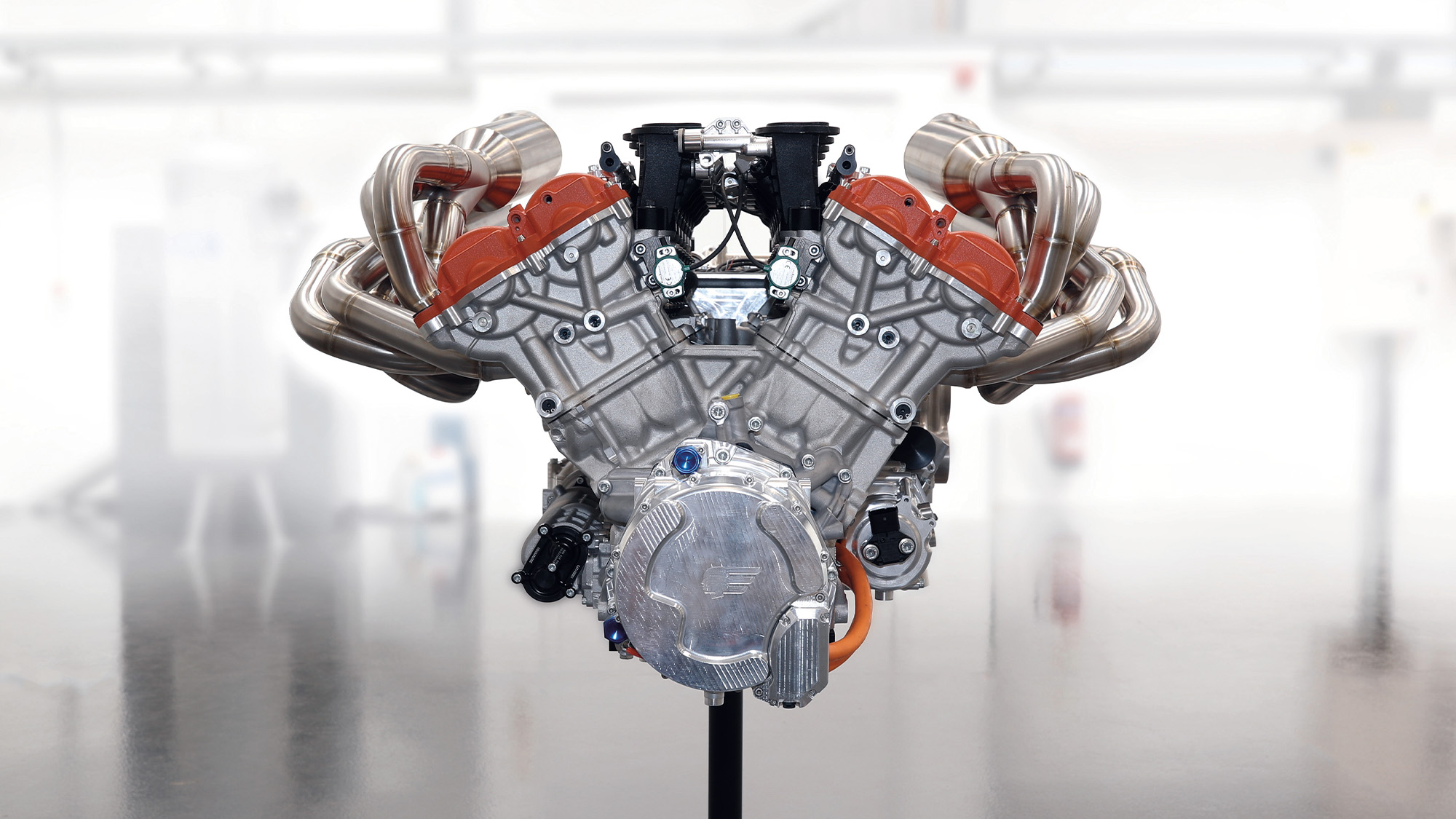 Gordon Murray Automotive T 50 engine