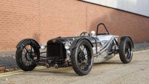 1938 Austin 7 Supercharged Special