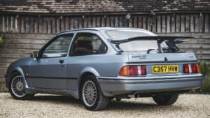 1985 Ford Sierra RS Cosworth