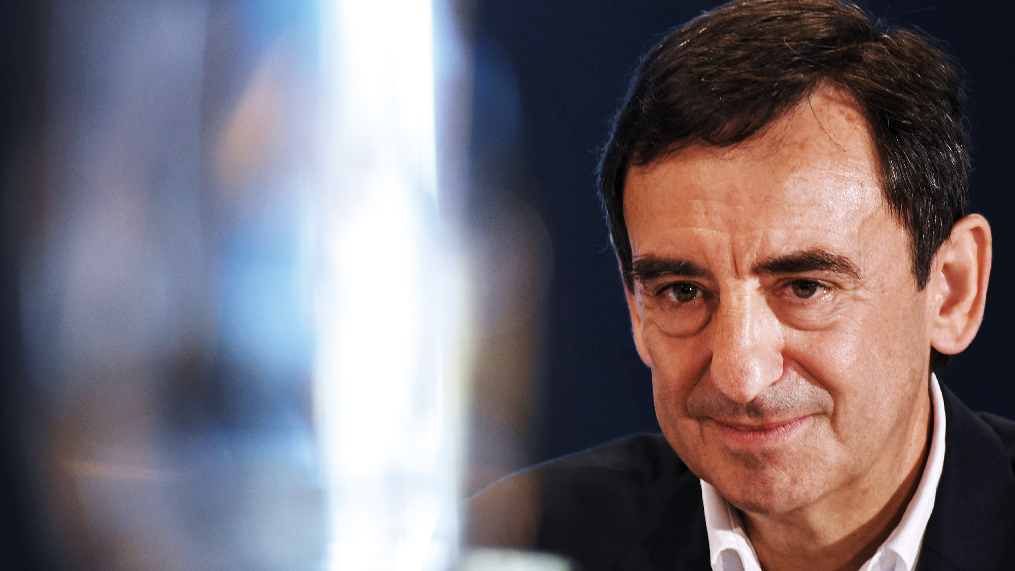Pierre Fillon, president of Le MAns 24 Hours organisers the ACO