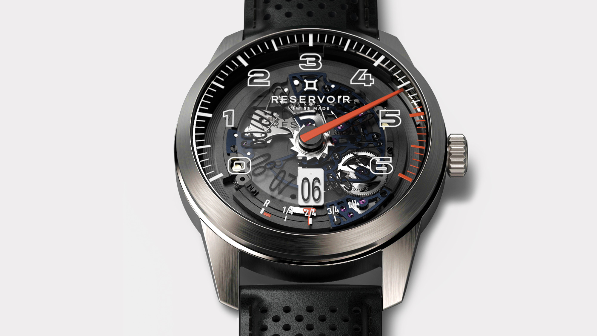 Reservoir GT Tour Le Mans watch