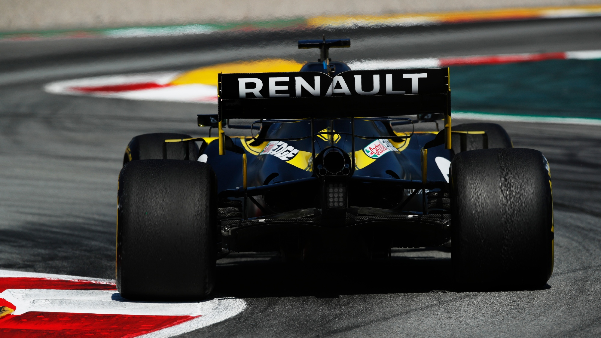 Daniel Ricciardo, 2020 Spanish GP
