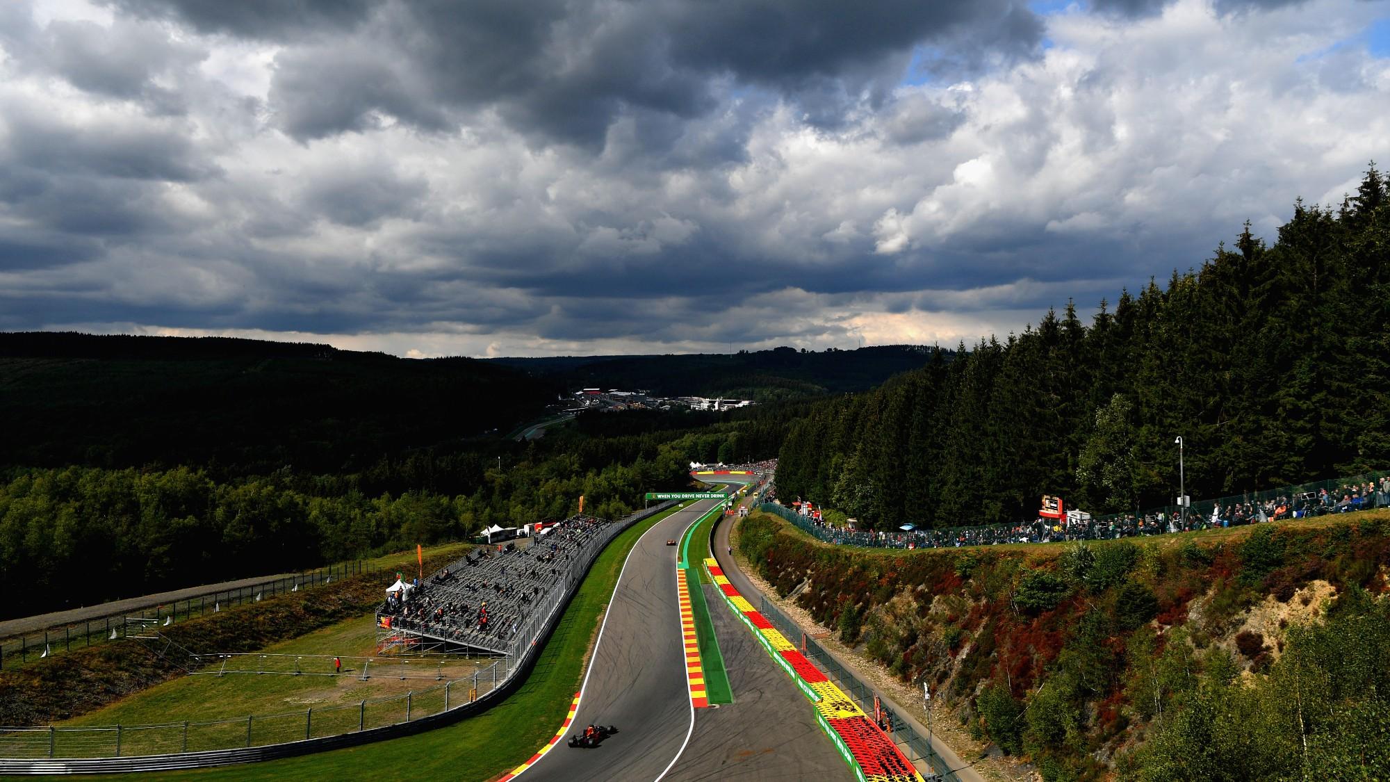 Spa Francorchamps, F1 2017