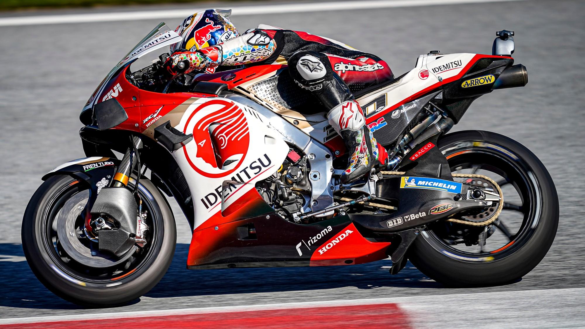 Taka Nakagami, Austria MotoGP 2020