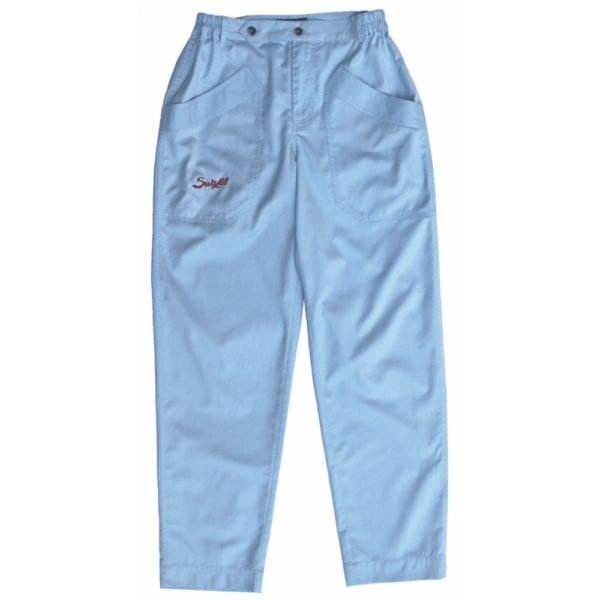 blu trousers vintage race wear pants