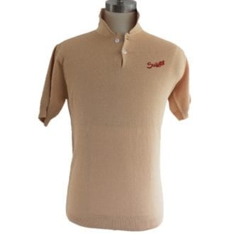 Product image for Nassau | Knitted Polo Shirt | Suixtil