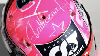 """""""It's hard to accept he's not with us"""" — drivers' tributes to Anthoine Hubert on emotional Spa return"""