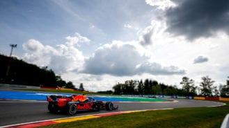 MPH: With 3 more laps & a dry forecast, Belgian GP could have been a classic