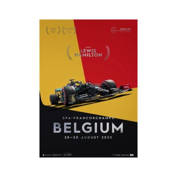Belgium Lewis Hamilton