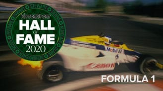 2020 Hall of Fame: F1 nominees
