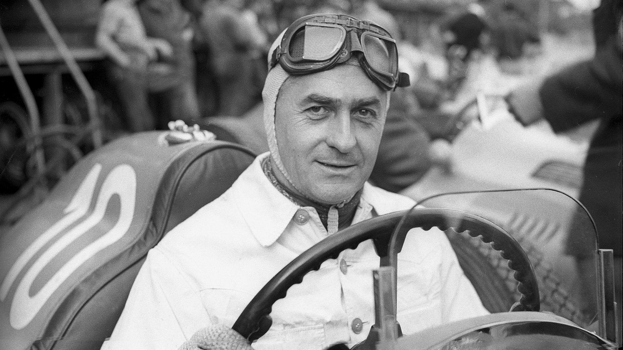 From French Resistance to Le Mans glory – the versatile Louis Rosier