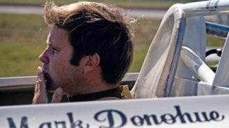 Relentless in seeking any advantage: Mark Donohue – Penske's first racing muse