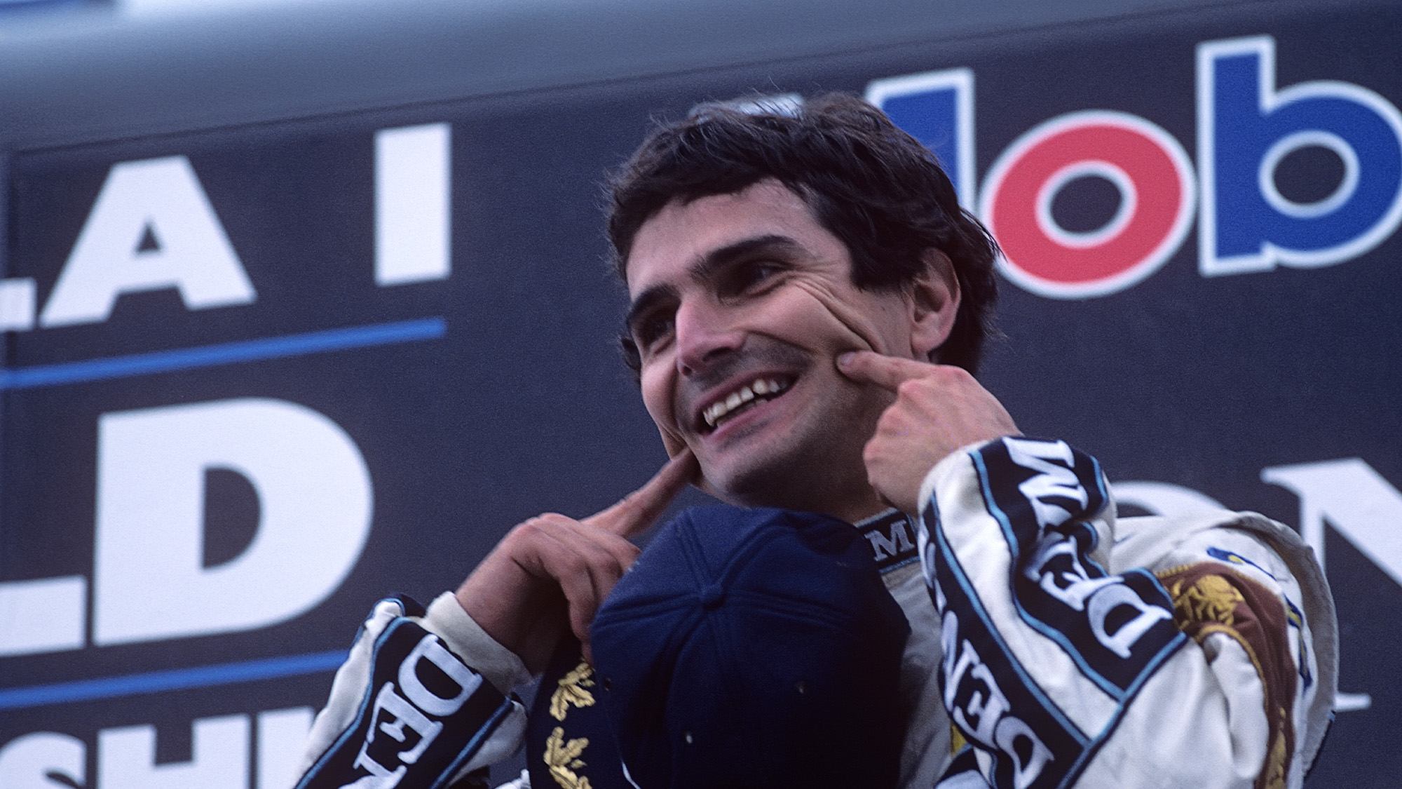 The abrasive joker — Nelson Piquet's F1 career