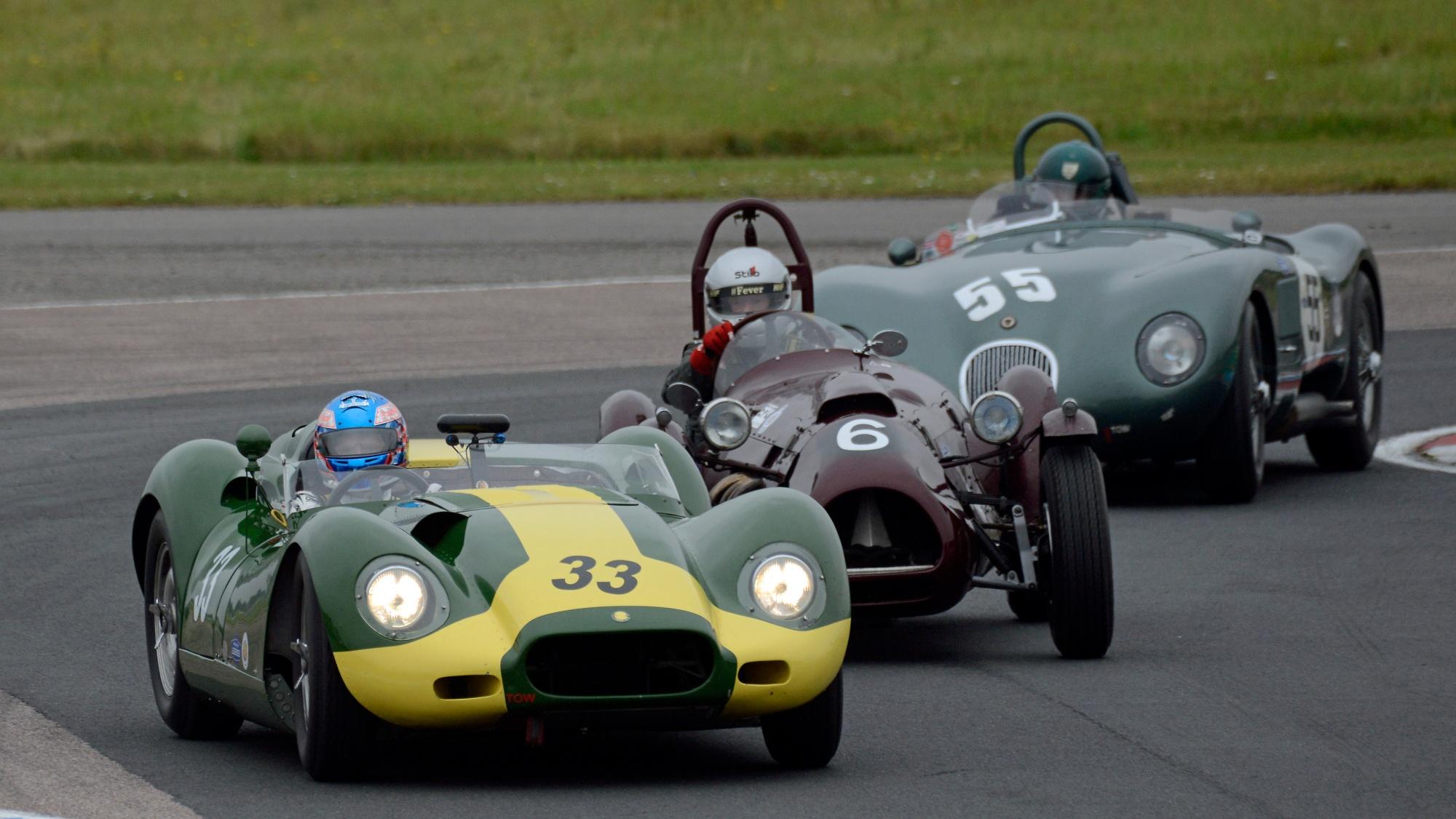 Jaguar Lister, Minshaw and Butcher