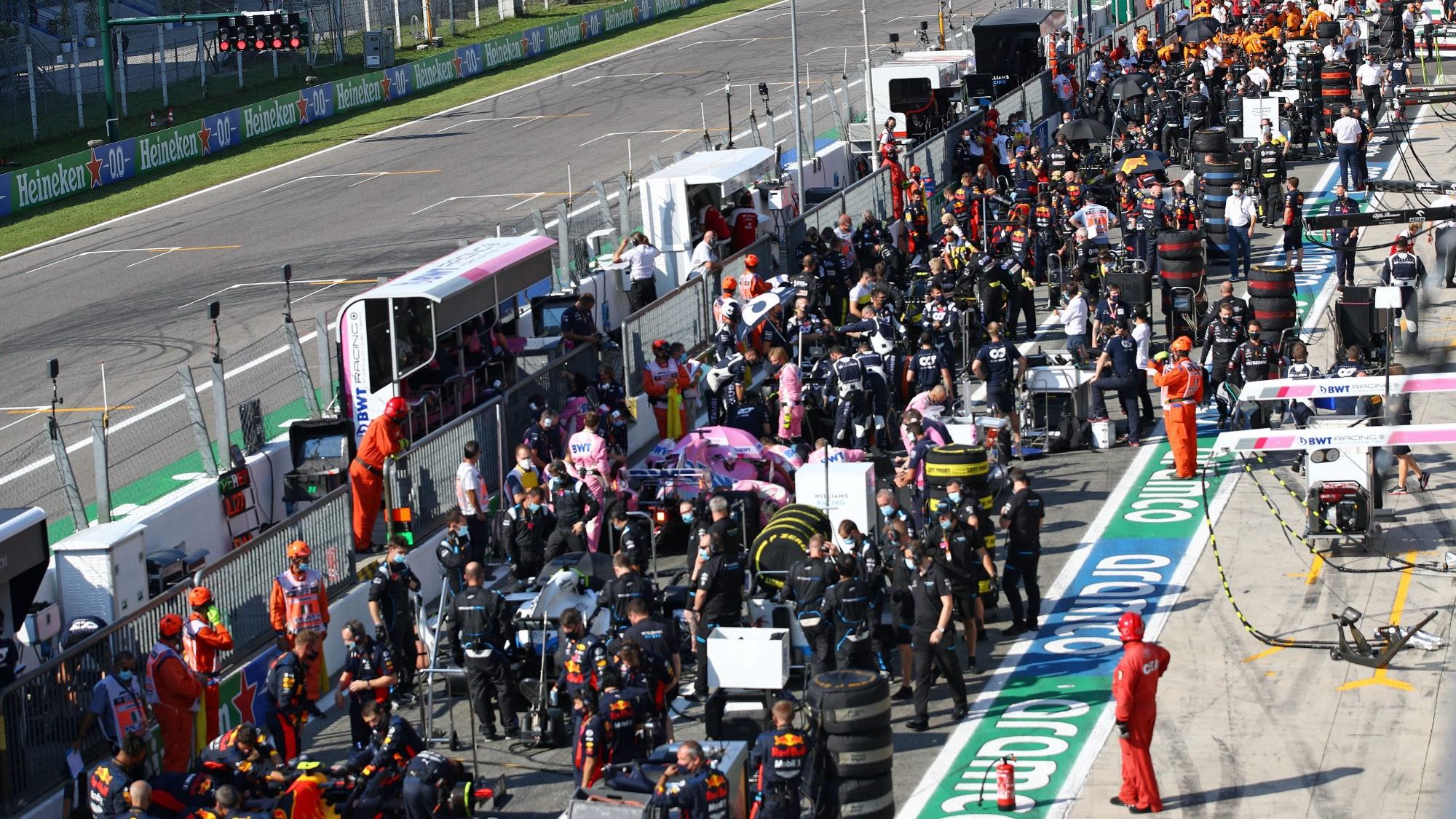 2020 Italian Grand Prix