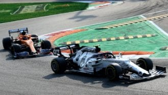 2020 Italian Grand Prix race report: Gasly holds Sainz at bay in manic Monza race