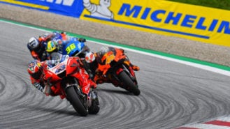 Why MotoGP records don't get smashed any more