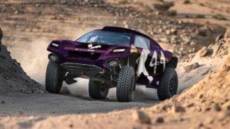Lewis Hamilton launches X44 Extreme E team