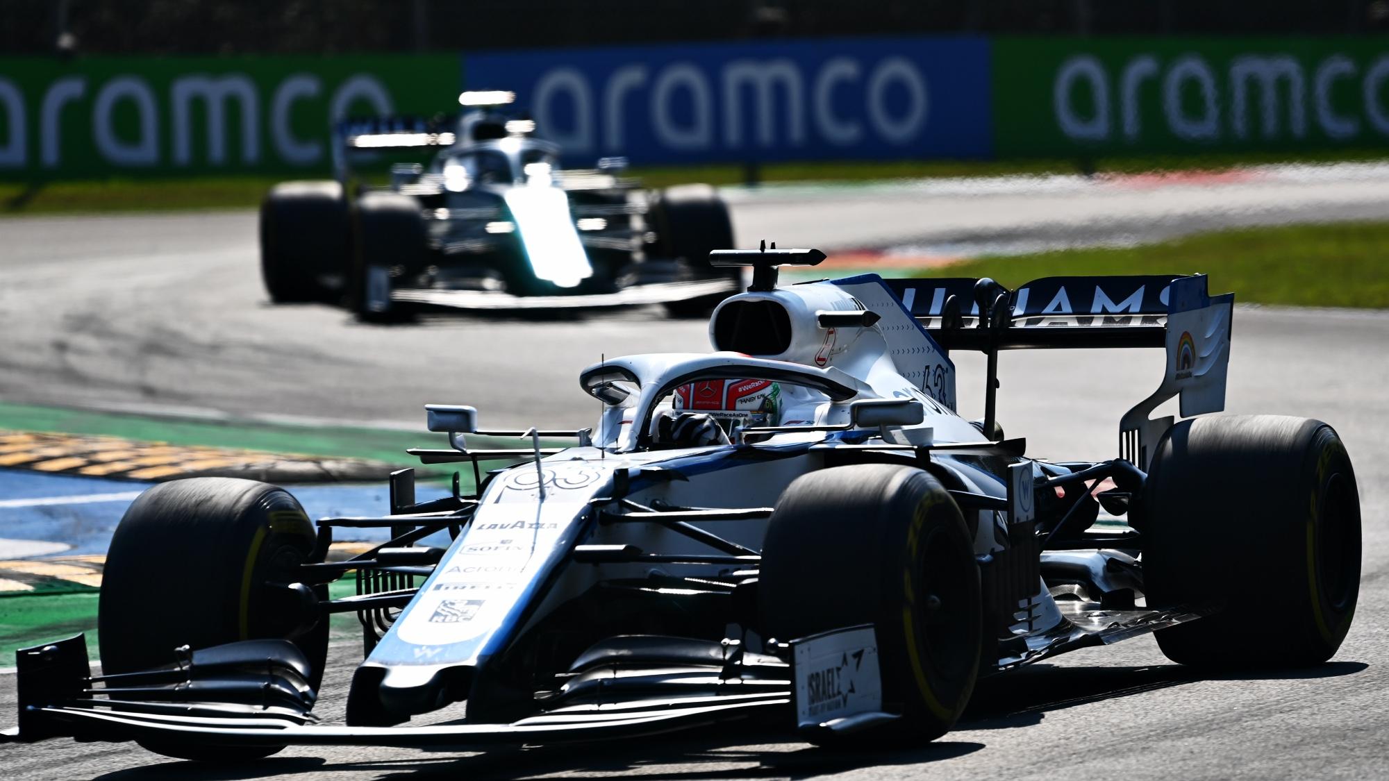 Williams, 2020 Italian GP