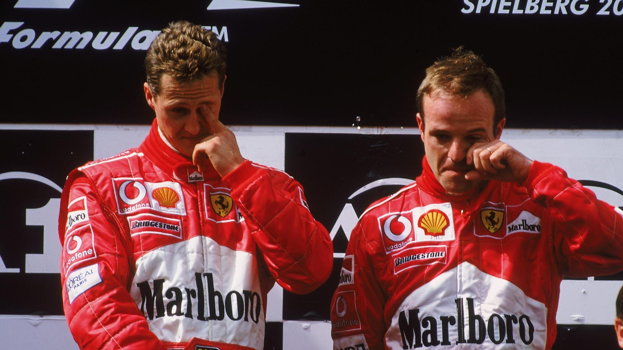 2002 Austrian GP, Ferrari