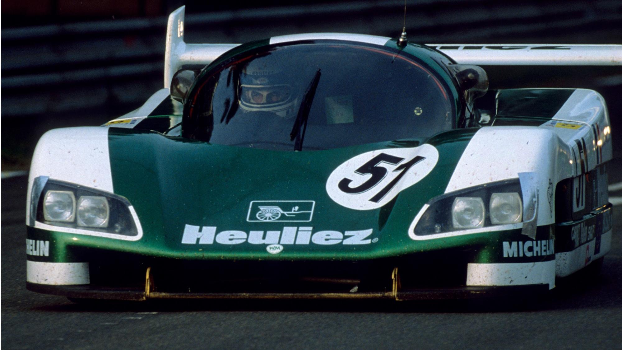 Roger Dorchy, 1988 Le Mans