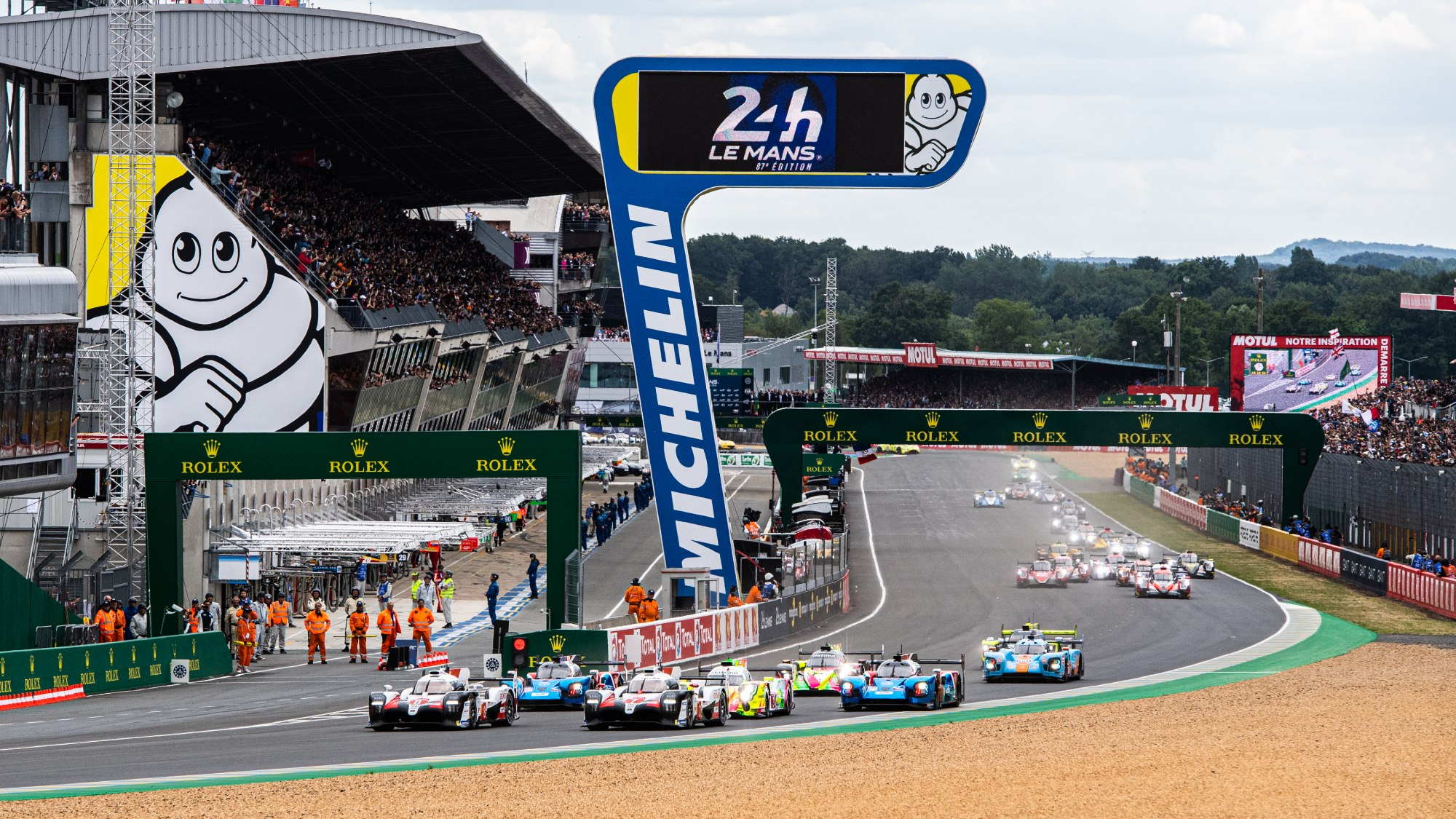 How and where to watch the 2020 Le Mans 24 Hours