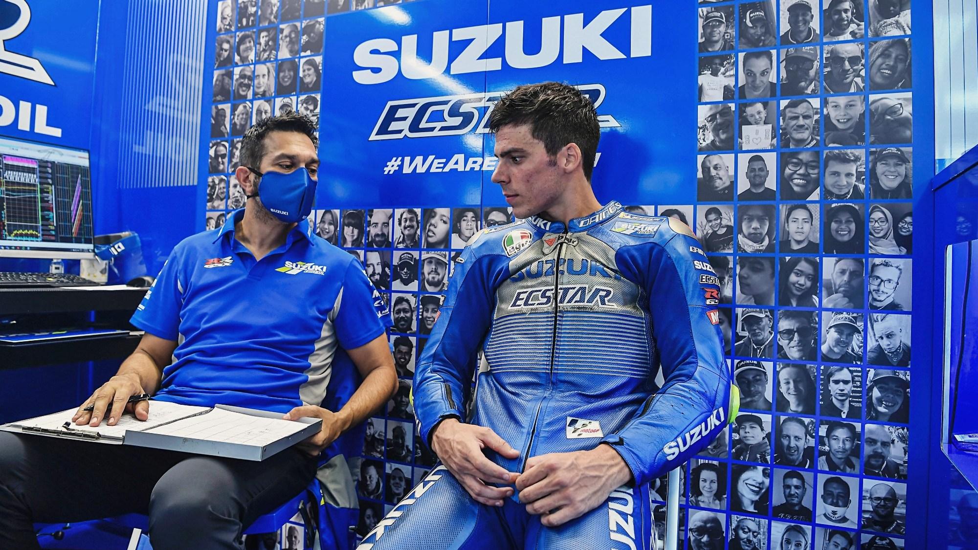 Joan Mir, Suzuki MotoGP 2020